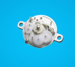 Plastic injection mold with PA66 material, the parts is gear motor